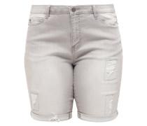 JRFIVE Jeans Shorts light grey denim