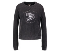 BLACK ROCK CITY - Sweatshirt - off black