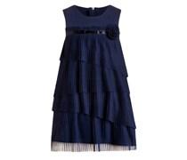 Cocktailkleid / festliches Kleid tintenblau