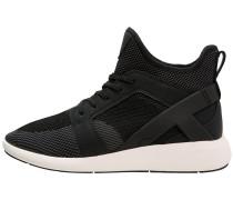DERIK Sneaker high black