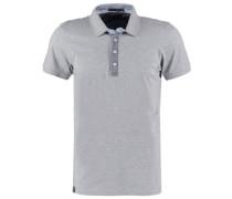 Poloshirt gris chine