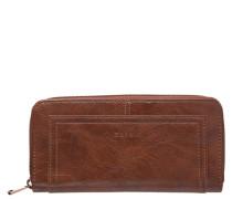 Geldbörse rust brown