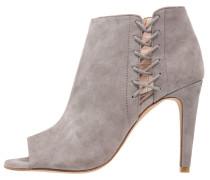 High Heel Stiefelette volcano grey