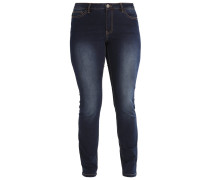 JRFIVE Jeans Slim Fit dark blue denim