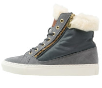 OLIVIA Sneaker high light gray