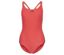 Badeanzug core pink/black