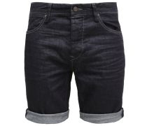 BERMWARM Jeans Shorts raw denim
