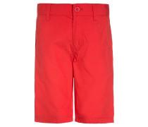 BERMUDA BASIC - Chino - red