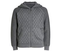 Strickjacke grey