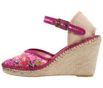 KATY High Heel Sandaletten fuchsia