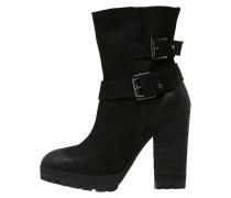 LEMUR High Heel Stiefelette black