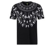 MATERA - T-Shirt print - black/white