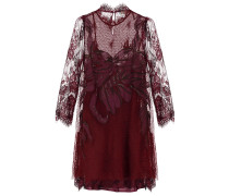 Cocktailkleid / festliches Kleid wine