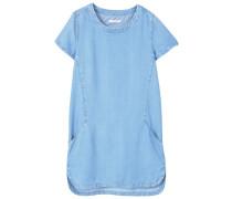 ANGELINA Jeanskleid medium blue
