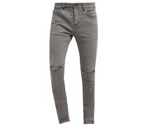 ONSWARP Jeans Slim Fit dark grey denim