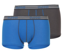 2 PACK Panties dark gray/blue