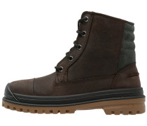 GRIFFON Snowboot / Winterstiefel dark brown