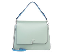 TILLY Handtasche mint mix