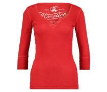 SAFIA - Langarmshirt - strawberry