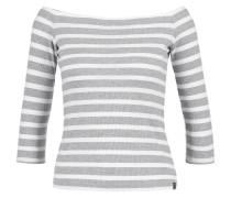Langarmshirt - hatti grey/white
