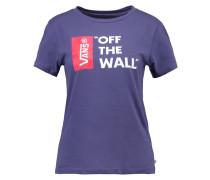 ANTHEM - T-Shirt print - crown blue