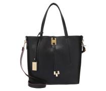 Shopping Bag black/red