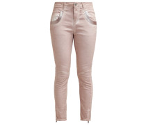 GLAM OIL Jeans Relaxed Fit rose
