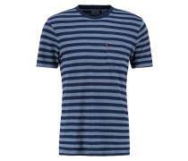 SET IN SUNSET - T-Shirt basic - dark blue/indigo