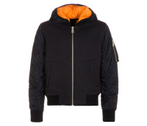 JAM Übergangsjacke navy/orange