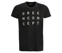 GREEN CONCEPT TShirt print black