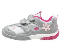 LARISSA Sneaker low grau/silber/pink