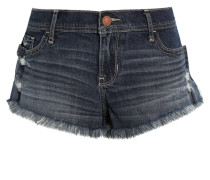 Jeans Shorts - dark destroy