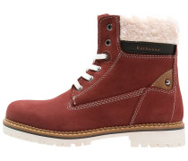 Trekkingboot red