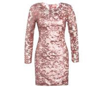 BDYCON - Cocktailkleid / festliches Kleid - pink