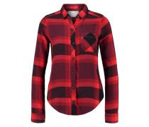 XMAS Hemdbluse red/black