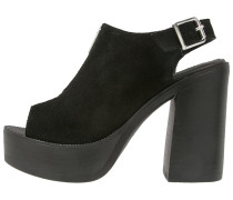 LEXY High Heel Sandaletten black
