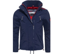 Übergangsjacke nautical navy/rebel red