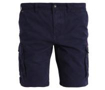 Shorts blu marine