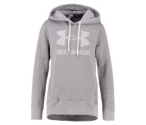 FAVORITE - Sweatshirt - graphite light heather/white
