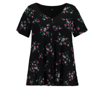 FLORAL - T-Shirt print - dark multi
