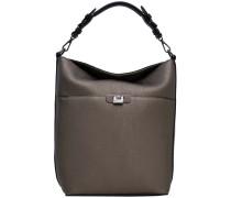 SPARTA Shopping Bag dark silver