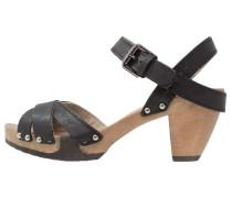 GIANNA - Clogs - schwarz