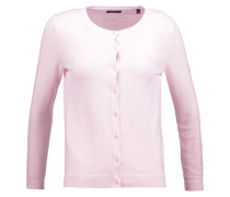 Strickjacke - light pink