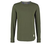 MELTON Sweatshirt olive
