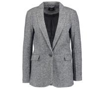 ANGON - Blazer - dark grey melange