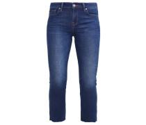 Jeans Slim Fit - blue shredded