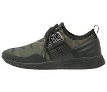 KATSURO Sneaker low woodland/black/gold