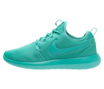 ROSHE TWO - Sneaker low - clear jade/hyper turquoise/volt
