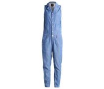 BRONSON BF SUIT S/LESS - Jumpsuit - blue