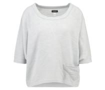 EAGLE Nachtwäsche Shirt melange grey